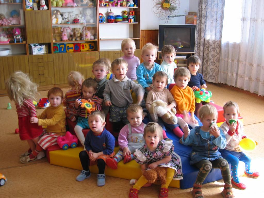 Дом малютки  детей