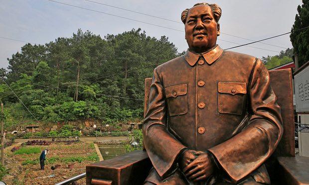 Христианский тематический парк на родине Мао Цзедуна вызвал бурю возмущения в Китае