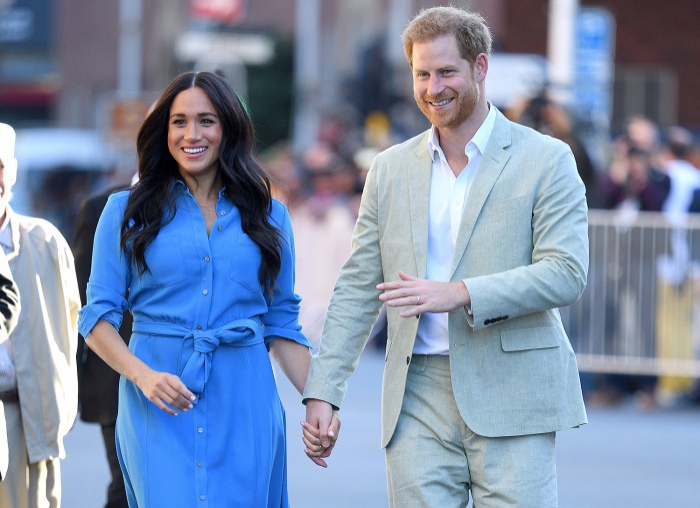 Prince Harry, Duchess Meghan donate new roof to Texas women's ministry