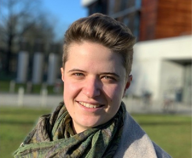 A 25-year-old student, new chair of the German Protestant Church synod